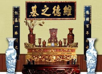 Tìm hiểu bàn thờ theo phong tục người Việt Nam
