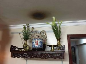 tấm chống ám khói bàn thờ hcm