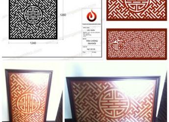 Tấm chống ám khói thiết kế theo yêu cầu